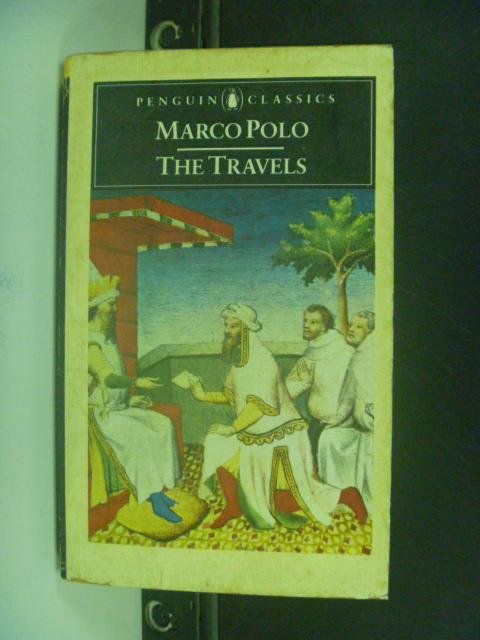 【書寶二手書T2/原文小說_NLR】Travels of Marco Polo_Letham