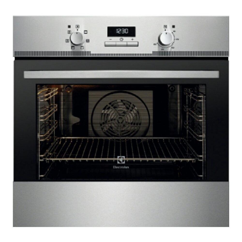 【Electrolux 伊萊克斯】 電烤箱 74L-無安裝服務 (EOB3400AAX)