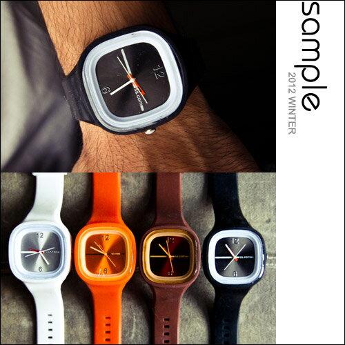手錶~S le~極簡 矽膠錶帶多色糖果手錶~SA3808~~ 附精美錶盒