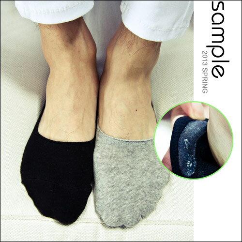 ~S le~韓國製,春夏透涼薄款內裡矽膠止滑隱形襪~SA4210~