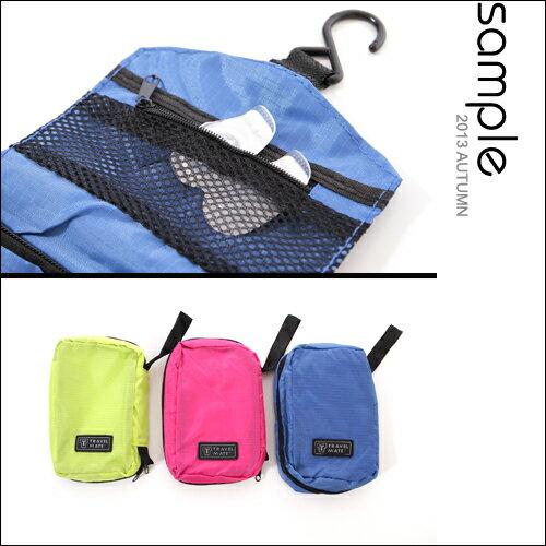 旅行收納包【Sample】可吊掛式尼龍旅行收納包【SA5921】-共3色