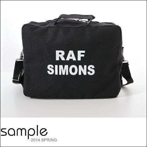 現貨 肩背包【Sample】單色字母薄款帆布三用包【SA7922】