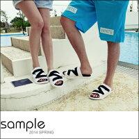 情人節禮物推薦到現貨 情侶 海灘鞋【Sample】情侶款,可調式自粘矽膠海灘鞋【SA8005】