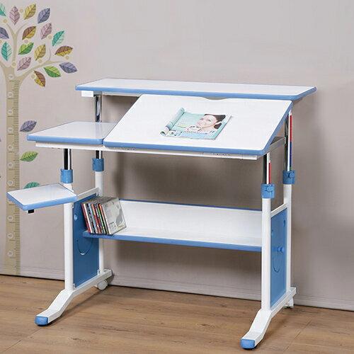 《C&B》第五代創意小天才兒童專用調節桌-90CM寬 1