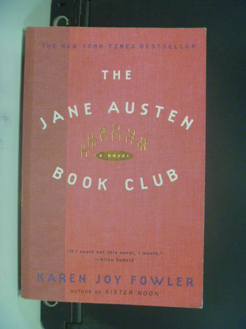 【書寶二手書T5/原文小說_OFM】The Jane Austen Book_Karen Joy Fowler
