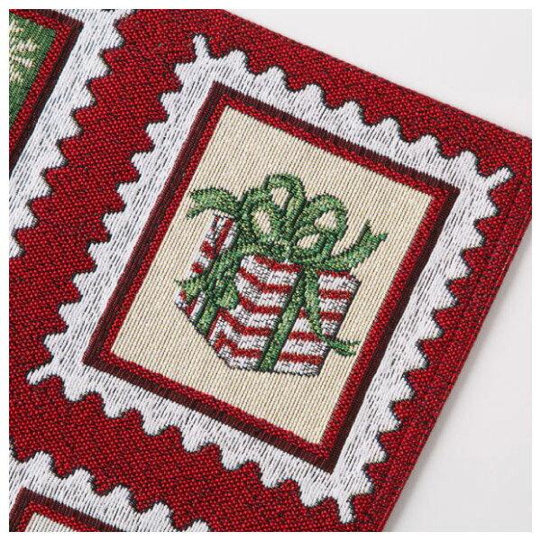聖誕午餐墊 Stamp H 18 NITORI宜得利家居 6