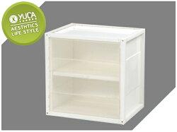 【YUDA】樹德櫃  KD-2936A 悠活置物箱 可疊式收納整理箱 DIY / 雜物箱 / 分類箱 / 收納箱(五色隨機配送)