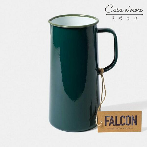 Falcon獵鷹琺瑯3品脫水壺水瓶水杯茴香綠