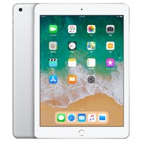 APPLE iPad 32G WiFi 銀MR7G2TA/A【2018新機】【愛買】 0