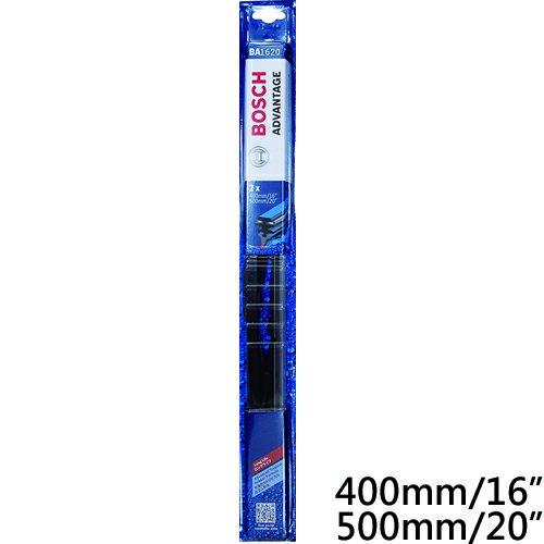 BOSCH 新款V4亞熱帶雨刷 (16+20吋)【愛買】