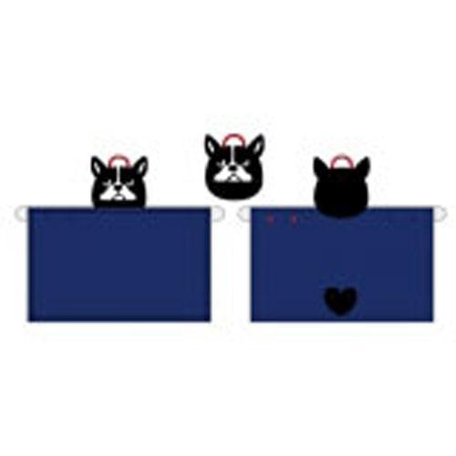 日本代購預購 毛小孩 法國鬥牛犬  小狗 頭型抱枕毯抱枕 空調毯沙發 靠枕 毯子 連帽毯 冷氣毯 809-721