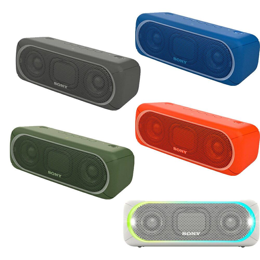 <br/><br/>  ★107/2/25前贈SONY運動包 SONY EXTRA BASS 炫彩燈光可攜式藍芽喇叭 SRS-XB30 公司貨<br/><br/>