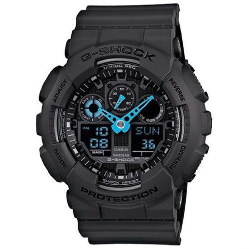 Casio G-Shock Military Analog Digital Gray Watch GA100C-8A 0