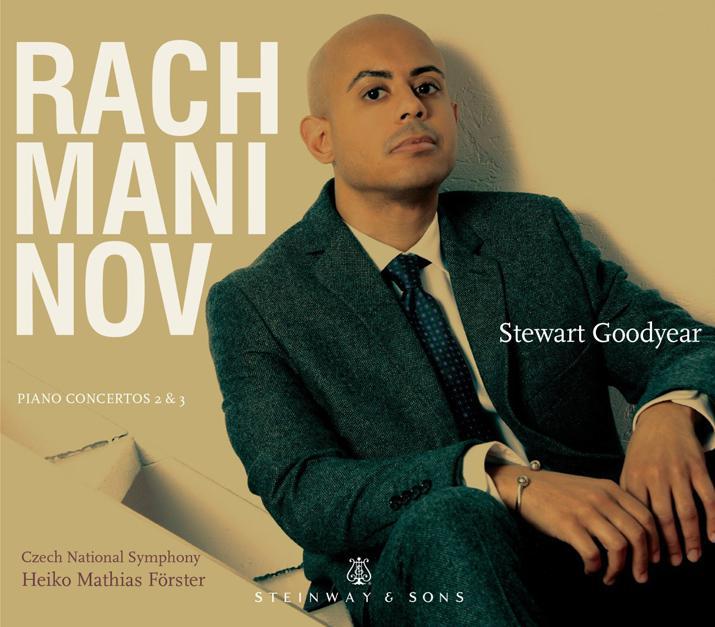Steinway&Sons 古德伊爾(Stewart Goodyear)&海柯.馬蒂阿斯.弗爾斯特(Heiko Mathias Forster)/拉赫曼尼諾夫:第二號、第三號鋼琴協奏曲(Rachman..