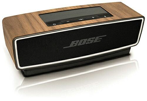 【隔日出貨】BOSE SoundLink Mini 全音域藍牙揚聲器(送核桃木保護?)