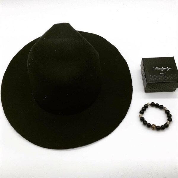 BIRDYEDGE設計歐美大帽穿搭禮帽帽子CAMP紳士帽鴨舌帽