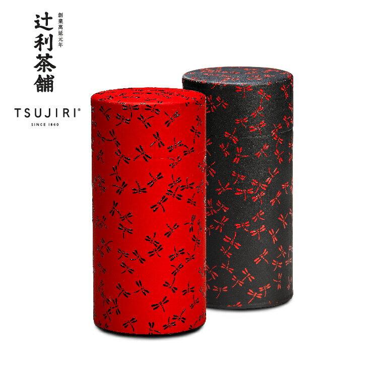 【辻利茶舗】日本製和紙茶罐_大 / L - 限時優惠好康折扣