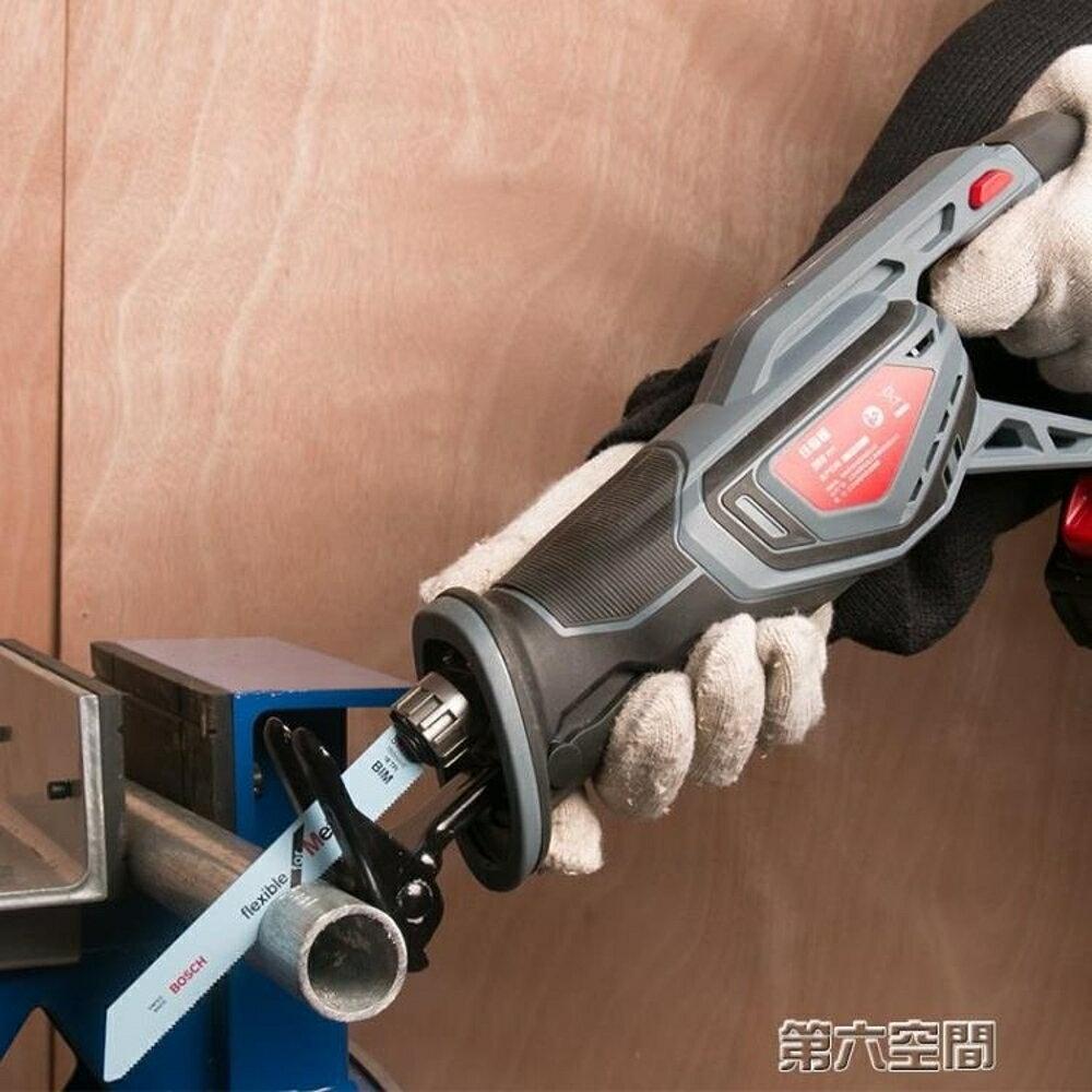 電鋸 俱全20V鋰電充電式往復鋸馬刀鋸家用手提電鋸電動鋸子戶外伐木鋸 第六空間 MKS 母親節禮物