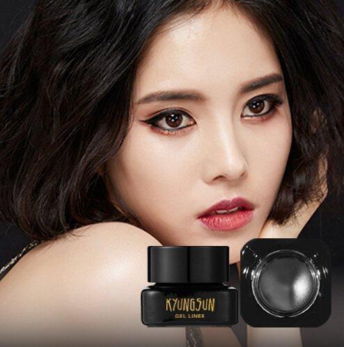 韓國 MEMEBOX BAD GIRL 超防水眼線膠 4g #01 MAD BLACK 深邃黑 ☆真愛香水★ 女生聖誕交換禮物