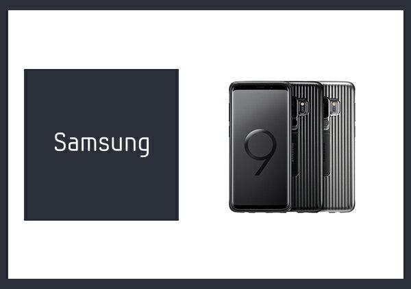 SAMSUNGGALAXYS9+原廠立架式背蓋(東訊代理-盒裝)