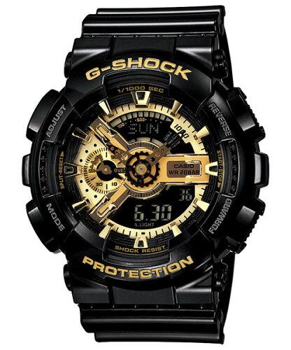 G SHOCK 變形金剛黑金錶