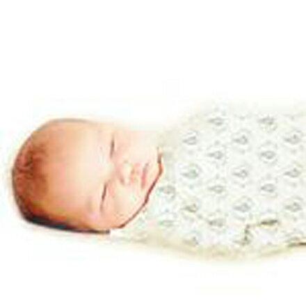 美國Summer Infant 聰明懶人純棉睡袋包巾-童話小象【悅兒園婦幼生活館】