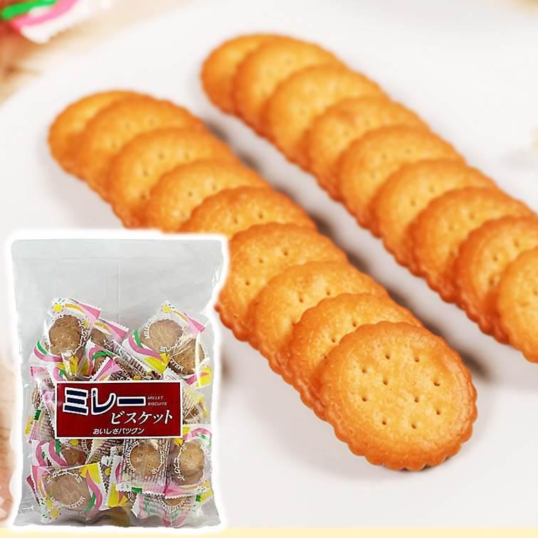 【名古屋特產】平野美樂薄鹽小圓餅 薄脆小餅乾 180g