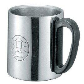 Coleman 美國 | 不鏽鋼斷熱杯 不鏽鋼保溫杯300C.C.-黑色 | 秀山莊(CM-5023)