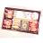 店長推薦禮盒 | 魔杖6包(起司)+雪綿堡4顆(草苺)+鳳梨山1顆(草苺)+鳳梨球3包(原味)+酥軋餅5片(莓莓)。花團錦簇〈丞馥。sunnysasa〉 2