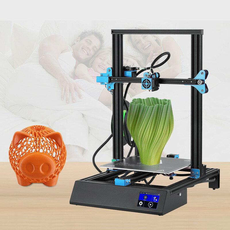 免運  3D列印機 創想三維  3D打印機 3D列印 新款3d打印機大尺寸準工業級家用高精度商用教育桌面級 清涼一夏钜惠
