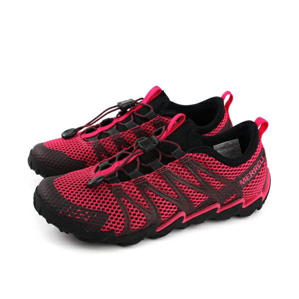 MERRELLTETREX運動鞋多功能鞋桃紅色女鞋ML18478no891