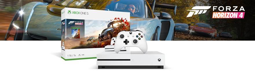 預購中 10月2日發售 公司貨 一年保固 [XBOX ONE 主機] Xbox One S 極限競速:地平線 4 同捆組