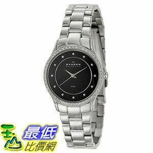[COSCO代購 如果沒搶到鄭重道歉] Skagen Glitz 系列不鏽鋼石英女錶 _W785275