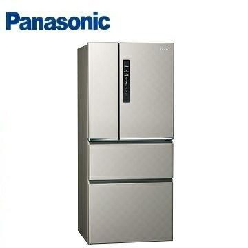 Panasonic國際牌NR-D619HV四門變頻冰箱(610L)(銀河灰)※熱線:07-7428010