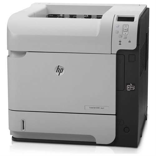 HP LaserJet 600 M601N Monochrome Laser Printer CE989A 1
