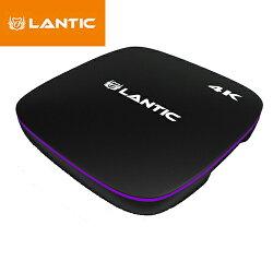 Lantic喬帝Android智慧電視盒-彩虹奇機R100+litv限量1年版【愛買】