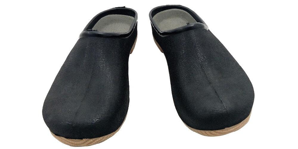 小玩子 松燕牌 廚師鞋 荷蘭鞋 男用 台灣製 輕便 防水 防滑 耐磨 簡約 舒適 TS326