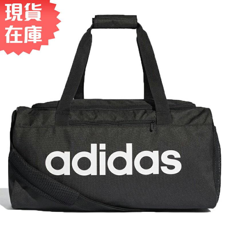 ★ 在庫★ ADIDAS LINEAR CORE DUFFEL (S) 旅行袋 手提袋 健身 黑 【 世界】 DT4826