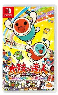 預購中7月19日發售中文版[普通級]NS太鼓之達人NintendoSwitch版