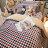 極度保暖法蘭絨三款床包+雙人被毯組合 (單人 / 雙人 / 加大可選) ♥️ 觸感細緻 溫暖過冬 福袋商品 3