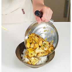 日本製 ARNEST不鏽鋼親子丼平底鍋/直徑17cm丼飯親子鍋蓋飯直火電磁爐IH爐瓦斯爐 日本鍋具