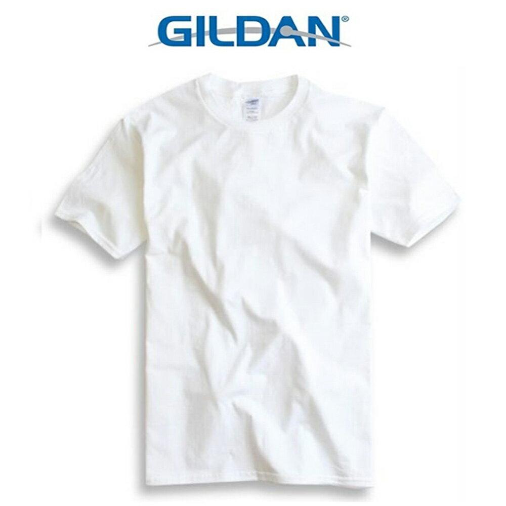 吉爾登GILDAN美國棉素T 圓領 GD美式休閒-石楠灰 7
