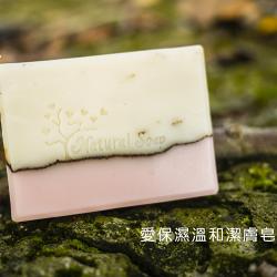 EZ Soap 手工皂 【愛保濕溫和潔膚皂】100g 推薦中油性膚質 沐浴清潔 臉部保養 滋潤