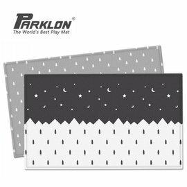 【淘氣寶寶】韓國 Parklon帕龍-PVC雙面包邊地墊(遊戲墊) 聖誕款 190*130*1.2