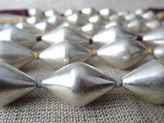 『法國原裝』獨家代理 - 100% 純手工純銀手鏈 / 大粒 / 限量 0
