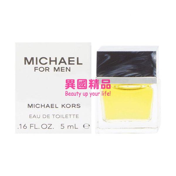 異國精品:MichaelKors男性淡香水5mlEDTMINI小香【特價】§異國精品§