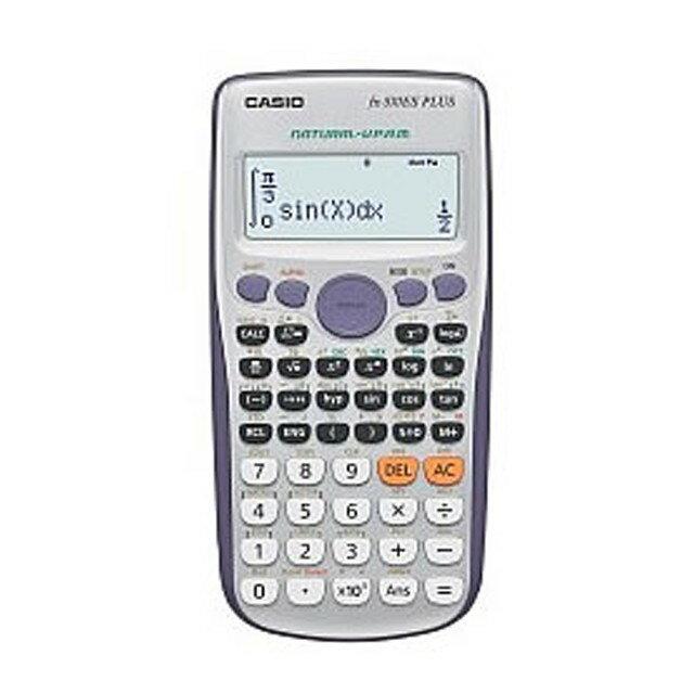 平價包包專賣店 【CASIO】卡西歐 FX-570ES PLUS 科學型標準型 計算機 9個變數 10 + 2位數
