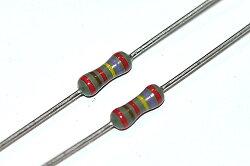 PHILIPS MRS25 988R 0.6W 1% 早期非無鉛品 精密電阻