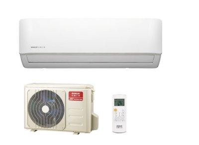 三洋《變頻冷專》分離式冷氣價格(SAC-V41F/SAE-V41F)(適用6坪)