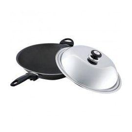 西華 冷泉超硬不沾炒鍋(單柄) 37cm 原價$4200 特價$2980